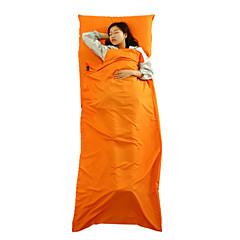 baratos -Saco de dormir Liner Retangular 20-25°C Manter Quente Prova-de-Água Á Prova-de-Pó 210X75 Pesca Equitação Campismo Viajar Exterior Interior