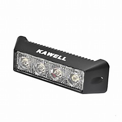 tanie Oświetlenie pomocnicze-KAWELL Samochód Żarówki 12W W 800lm lm 4 LED Reflektor