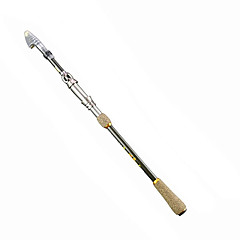 Teleskooppivapa / Kalastusvapa Teleskooppivapa Metalli / Hiili 240 MMerikalastus / Perhokalastus / Jäällä kalastus / Makean veden
