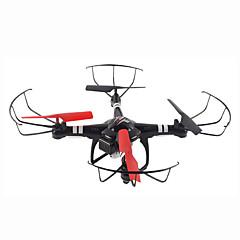 billige Fjernstyrte quadcoptere og multirotorer-RC Drone WL Toys Q222 4 Kanaler 6 Akse 5.8G Fjernstyrt quadkopter Hodeløs Modus Flyvning Med 360 Graders Flipp Samle Flyg Data