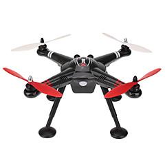billige Fjernstyrte quadcoptere og multirotorer-RC Drone WLtoys X380-C 4 Kanaler 6 Akse 2.4G Med HD-kamera 1080P Fjernstyrt quadkopter En Tast For Retur / Feilsikker / Hodeløs Modus Fjernstyrt Quadkopter / Fjernkontroll / USB-kabel / Jordstasjon