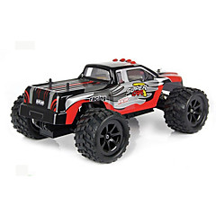 RC Car WL Toys L969 2,4G Kilpamaasturi Off Road Car Korkea nopeus 4WD Drift Car Lastenvaunut Maasturi Kilpa-auto 1:12 Sähköharja 40 KM / H