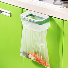 cheap Kitchen Storage-Receive Bag Rack Can Wash The Kitchen Door Type Ambry Trash Can Support