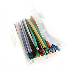 cheap -With Rtail Box 140PCS Heat Shrink Tubing Tube Sleeving Wrap Wire Cable Kit