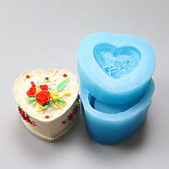 billige Bakeredskap-Bakeware verktøy Plast GDS Kake Cake Moulds 1pc