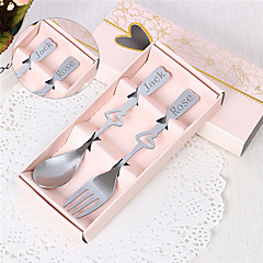 誕生日/ /バレンタインパーティー食器2個/食器セットセットステンレス
