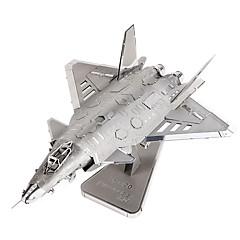 olcso -3D építőjátékok Fejtörő Fém építőjátékok Játékok Repülőgép 3D Lakberendezési cikkek Darabok