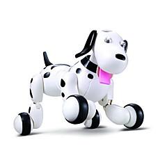 preiswerte Roboter-RC Roboter Lernen & Bildung Roboterhund Elektronisches Haustier 2.4G Kunststoff ABS Vorwärts rückwärts Tanzen Walking Programmierbar Smart