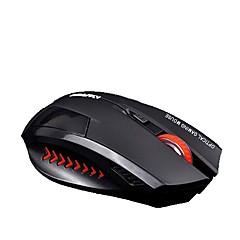 gaming draadloze 2400dpi muis voor de pc laptop ingebouwde oplaadbare batterij met oplaadkabel