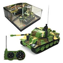 8CH Tank Radiostyrt Bil Klar-Til-Bruk Tank Fjernkontroll/Sender Batteri for bil Brukerhåndbok Batterilader
