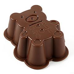 billige Bakeredskap-Bakeware verktøy Silikon Ferie GDS Kake Til Småkake Pai Dyr Bakeform