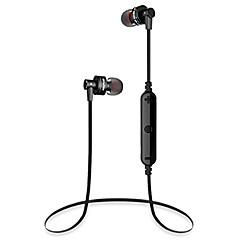 AWEI A990BL イヤバッド(イン・イヤ式)Forメディアプレーヤー/タブレット / 携帯電話 / コンピュータWithマイク付き / DJ / ボリュームコントロール / ゲーム / スポーツ / ノイズキャンセ / Hi-Fi / 監視