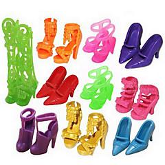 billige -1484 sko høyhælte sandaler scenen sko, 10 par per pose nytt utvalg av farger