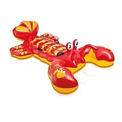 Float piscina inflável Espreguiçadeira Brinquedos Animais Adulto Peças