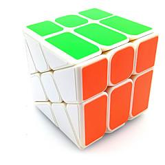 Rubikin kuutio YongJun Tasainen nopeus Cube 3*3*3 Nopeus Professional Level Rubikin kuutio Neliö Uusi vuosi Joulu Lasten päivä Lahja