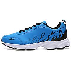 tanie Buty do biegania-X-tep Buty do biegania Obówie na co dzień Męskie Anti-Slip Anti-Shake Wodoodporny Zdatny do noszenia Oddychający Wygodny Natychmiastowe