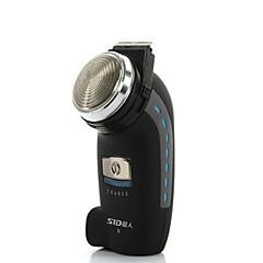 billige Barbering og hårfjerning-Elektrisk barbermaskin Herre Ansikt Elektrisk Vanntett Rustfritt Stål FLYCO