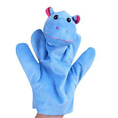 Měkké hračky Panenky Prstová loutka Hračky Dinosaurus Zvířata Novinka Chlapecké Dívčí Pieces