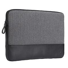gearmax® 11inch laptop sleeve / tas effen kleur grijs