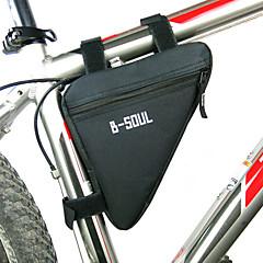 זול תיקי אופניים-B-SOUL תיקים למסגרת האופניים / משולש מסגרת תיק תיק אופניים פּוֹלִיאֶסטֶר / PVC / טרילן תיק אופניים תיק אופניים רכיבה על אופניים / אופנייים