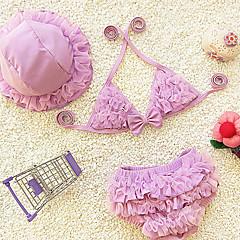 billige Badetøj til piger-Baby Sport Blomstret Badetøj
