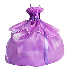 Vêtements de Poupées Loisirs Robe de mariée Robe de soirée Plastique Violet Pour Filles 5 à 7 ans