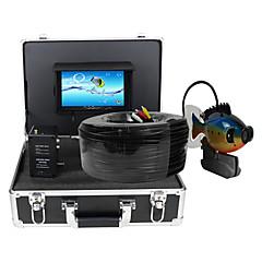 """halradar víz alatti kamera 100m víz alatti kamerával halászati halradar 7 """"TFT LCD színes kijelző DVR funkció"""