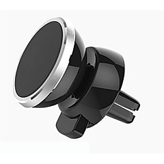 halpa -magneettinen autopuhelin haltija auton ilmastointi vent magneetti vahva magneetti 360 astetta pyörivä monitoimilaite
