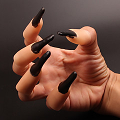 billige Originale moroleker-Halloween Witch Nails Spøkelse Kostume Originale polykarbonat 1pcs Gutt Gave