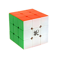 Rubiks kube Zhanchi 5 55mm Glatt Hastighetskube 3*3*3 Hastighet profesjonelt nivå Magiske kuber Kvadrat Nytt År Jul Barnas Dag Gave