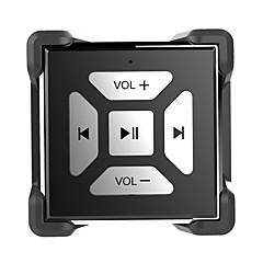 Bluetooth botão de mídia universal para carro, bicicleta, conecte com o telefone