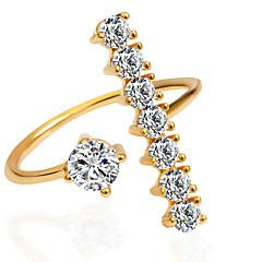 legering ring statement ringen huwelijk 1st klassieke vrouwelijke stijl