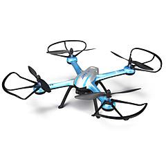 billige Fjernstyrte quadcoptere og multirotorer-RC Drone JJRC H11C 4 Kanaler 6 Akse 2.4G Med 2,0 M HD-kamera Fjernstyrt quadkopter LED-belysning En Tast For Retur Hodeløs Modus Flyvning