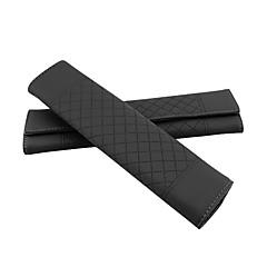 billige Setetrekk til bilen-Setebelte deksel setebelte PU Leather Til Universell