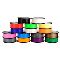 preiswerte Werkzeug & Ausrüstung-anet 3D-Drucker Filament 1.75mm / 3mm pla für den 3D-Druck (1pcs, zufällige Farben)