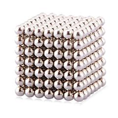 Brinquedos Magnéticos 216 Peças 3 MILÍMETROS Brinquedos Magnéticos Blocos de Construir Bolas magnéticas Brinquedos executivos Cubo Mágico