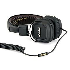 お買い得  オーバーイヤーヘッドホン-Beevo BV-HM740 耳に / ヘアバンド ケーブル ヘッドホン 動的 プラスチック 携帯電話 イヤホン ハイファイ / ボリュームコントロール付き / マイク付き ヘッドセット