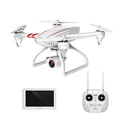 billige Fjernstyrte quadcoptere og multirotorer-Drone Hornet S 7CH 6 Akse Med kameraLED-belysning En Tast For Retur Auto-Takeoff Styr Kamera GPS Posisjonering Sveve Programmeringskabel