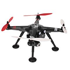 billige Fjernstyrte quadcoptere og multirotorer-RC Drone XK X380-A 4 Kanaler 6 Akse 2.4G Med HD-kamera 1080P Fjernstyrt quadkopter En Tast For Retur / Feilsikker / Hodeløs Modus