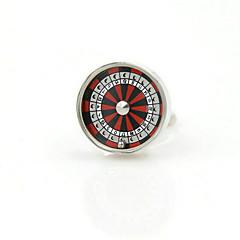 Spinki do mankietów 2pcs,Zıt Renkli Gümüş Moda Kol düğmesi Erkeklerin Mücevher