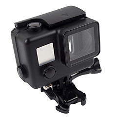 Waterproof Housing Case Waterproof For Action Camera Gopro 4 Silver Gopro 4 Black Universal Diving & Snorkeling Other
