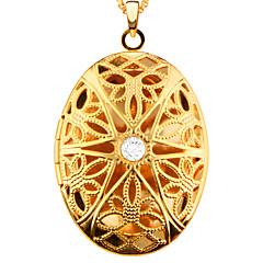 Муж. Женский Ожерелья с подвесками Бижутерия Медь Позолота Мода Бижутерия Назначение Для вечеринок Повседневные