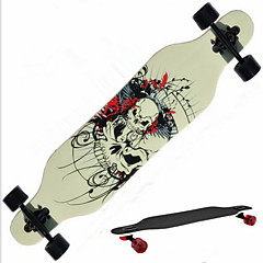 Standard Skateboards Professional Wood Black/Red White/Black Black/Blue White+Red White+Gray