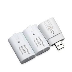 電池や充電器 のために XboxのOne 充電式 アイデアジュェリー