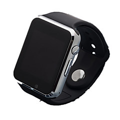 cheap Smartwatches-Smart Watch Hands-Free Calls Audio Bluetooth2.0 iOS Android No Sim Card Slot