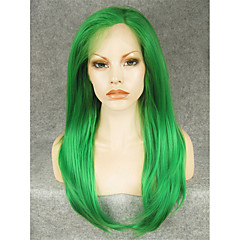 cheap Drag Wigs-Synthetic Lace Front Wig Straight Women's Lace Front Synthetic Hair