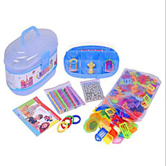 צעצועים מגנטיים אבני בניין בלוקים מגנטיים חתיכות צעצועים מגנט חמוד מגנטי מעגלי מתנות