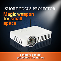 HTP DLP-100 DLP ホームシアター向けプロジェクター WXGA (1280x800)ProjectorsLED 3000