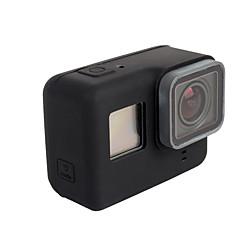 tanie Akcesoria do GoPro-etui Dla Kamera akcji Gopro 6 / Gopro 5 Nurkowanie / Surfing / Motocykl Silikonowy - 1 pcs