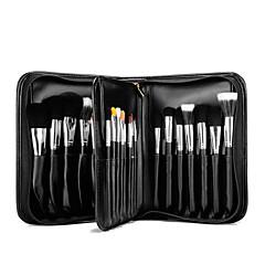 voordelige MSQ-29 stks Make-up kwasten professioneel Brush Sets Kwast van nertshaar / Kwast van geitenhaar / Kwast van ponyhaar Professioneel / Beugel
